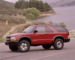 Blazer » 2001 Chevrolet Blazer - Old Chevy Photos Collection, All ...