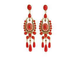 ee c springs chandelier earrings 6pm 82 50