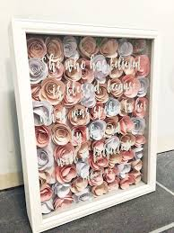 How To Decorate A Shadow Box