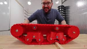 3D Printed <b>Tank</b> Scores <b>Suspension</b>   Hackaday