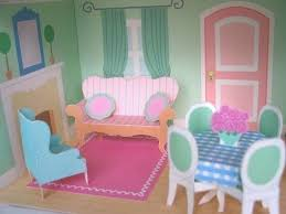 50 best Paper Doll House Furniture images on Pinterest