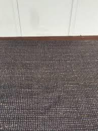 charcoal grey jute rug