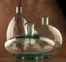 large colored glass vases designs