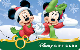 take 5 disney gift cards
