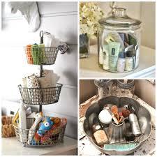Impressive Bathroom Countertop Storage Vanity Of | Home Design ...