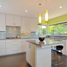 Astounding White High Gloss Modern Kitchen Designs Images Cabinet