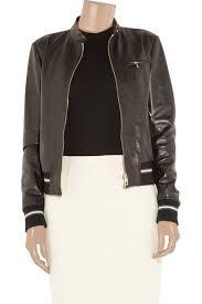 Bally Jacket Size Chart Leather Jacket