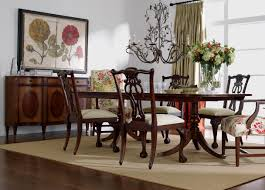 Ethan Allen Early American Dining Room Set