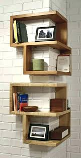 desk with shelves above above desk storage above desk storage compact home office wall shelving ideas