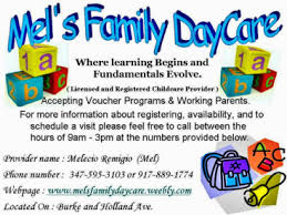 Samples Of Daycare Flyers Babysitting Template Flyer Magdalene Project Org