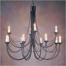 elstead carisbrooke black 12 light chandelier els cb12