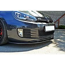 Maxton Design Lip Spoiler Details About Maxton Design Front Lip Ver 2 Vw Golf Vi Gti Mk6 Genuine