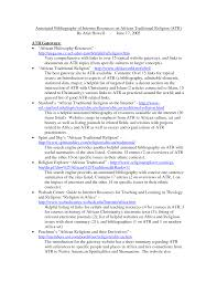 Examples Of Annotated Bibliography Apa Google Search College