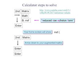 row reduced matrix calculator math 8 calculator steps to solve math b reduced row math calculator