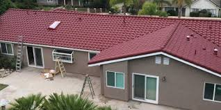 concrete tile roof restoration coatings