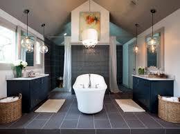 chandelier surprising chandelier over bathtub also crystal bathroom light fixtures delightful chandelier over bathtub