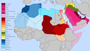 varieties of arabic wikipedia at map the arab countries creatop me