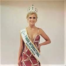 Mossel Bay 'gal' is new Miss International SA   Mossel Bay Advertiser