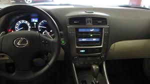 2007 lexus is 250 interior. Wonderful 2007 And 2007 Lexus Is 250 Interior O