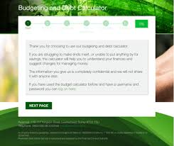 Online Budgeting Perennial Launches Online Budgeting Tool To Help