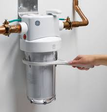 How To Replace Ge Water Filter Gxwh40l Whole Home Water Filtration System Ge Parts