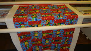 Fast and Easy Rail fence Elmo quilt | Quilting Sewing Creating & elmo re 9 Adamdwight.com