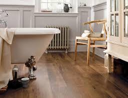 How To Choose Bathroom Flooring Homebuilding Renovating Extraordinary Laminate Floors In Bathrooms Interior