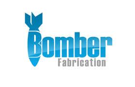 autometer logo. bomber fabrication autometer logo