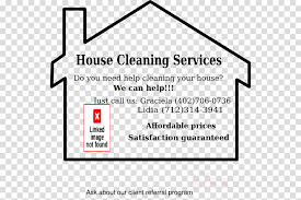 how to write a house cleaning ad technology rectangle writing transparent png image clipart free