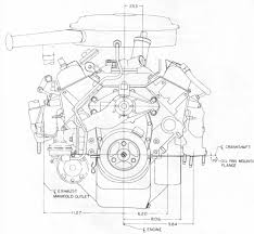Small block chevy 1 10th scale small block chevy diagram 24 305 small block chevy diagram small block chevy oil schematic