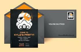 star wars birthday invite template star wars birthday invites luxury star wars birthday invitation