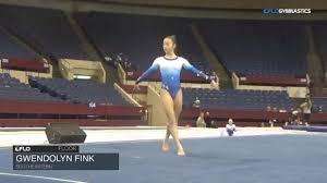 Gwendolyn Fink - Floor, Southeastern - Metroplex Challenge (Club)