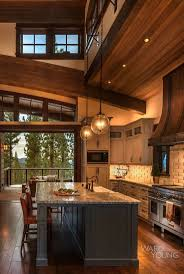 ultimate kitchen cabinets home office house. Home Plate Lodge - Martis Camp Lake Tahoe. House KitchensLog Ultimate Kitchen Cabinets Office E