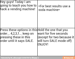 How To Get Money From A Vending Machine Hack Inspiration How To Hack A Coke Machine Helptionary My Blog About May48