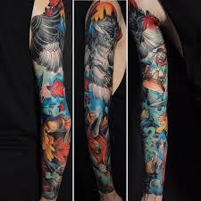нео традиционные татуировки александра акулова