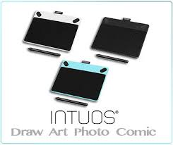 Wacom Comparison Chart The New Wacom Intuos Draw Art Photo And Comic Review