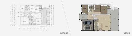 floor plan. Floor Plan \u2013 Before And After