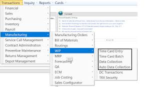 Great Plains Chart Of Accounts Table Manufacturing Data Collection Process And Tables Microsoft