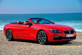 BMW Convertible bmw convertible 650i : 2018 BMW 6 Series Convertible Review, Trims, Specs and Price - CarBuzz