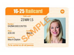 Your 16-25 Railcard Renewing -