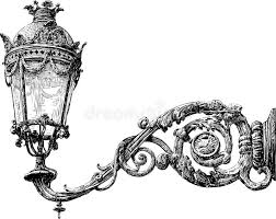 ornate lighting. Download Ornate Street Light Stock Vector. Illustration Of - 48431922 Lighting A
