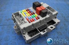 fuse relay box & body control module 245947 maserati granturismo Fuse Relay Box fuse relay box fuse relay box terminals