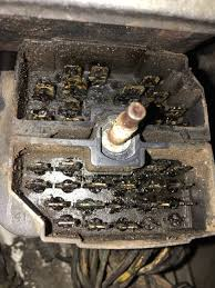 firewall bulkhead connector fusebox naxja forums north Xj Fuse Box Connection Interchangeable and here is the donor, not sure which year they said it was a 80s xj Breaker Box