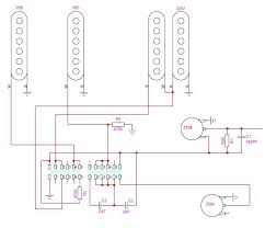 wiring options for hss strat the gear page this seems fairly complex so i m wondering if i could accomplish the same thing using a hybrid of the following two diagrams from dimarzio