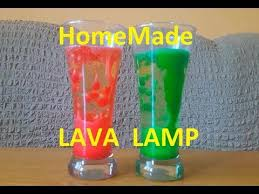 Lava Lamp Science Fair Project Simple HomeMade LAVA LAMP Science Experiment For KIDS YouTube