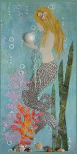Mermaid Quilt Pattern Best Decorating Ideas