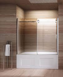 bathtub sliding gl doors door designs