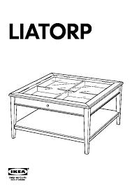 50269369 liatorp assembly instruction