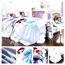 ariel toddler bed toddler bed toddler bed bed set the little mermaid bedding princess bedroom set