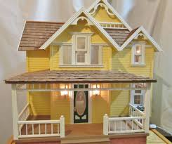 Dollhouse Electric Lights Details About Beautiful Handcrafted Dollhouse Wired W